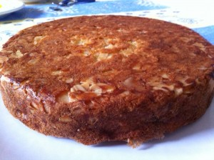 Gâteau pommes amandes eff.1