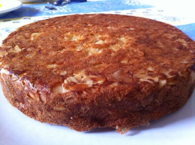 Cake Amande Pomme Gros Recette